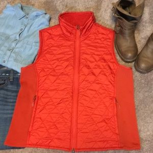L.L. Bean Fleece Lined Vest LP